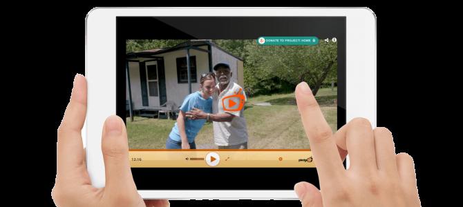 Introducing pledgeTV, a video fundraising revolution.