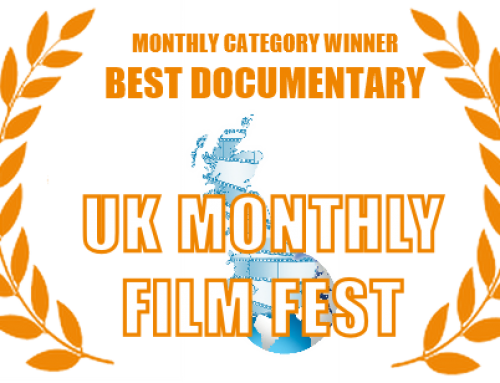 """""""Project Home: The Next Battle"""" Wins Best Documentary In This Month's UK Monthly Film Fest!"""
