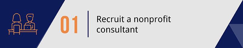 Tame your nonprofit staff turnover: Recruit a nonprofit consultant
