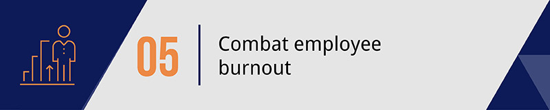 Tame Your Nonprofit Staff Turnover: Combat employee burnout