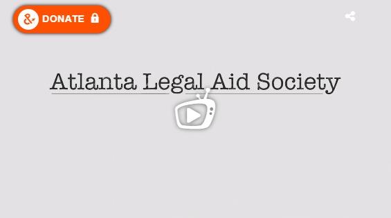Atlanta Legal Aid Society