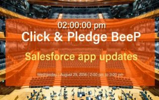 BeeP On Facebook Live: Salesforce® App Updates