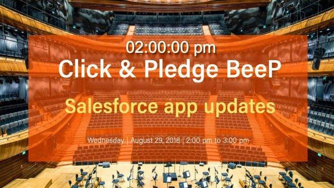BeeP On Facebook Live: Salesforce® App Updates