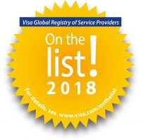 Visa Global Registry of Service Providers 2018