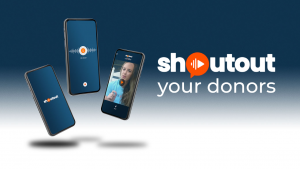 Shoutout - donor outreach tool