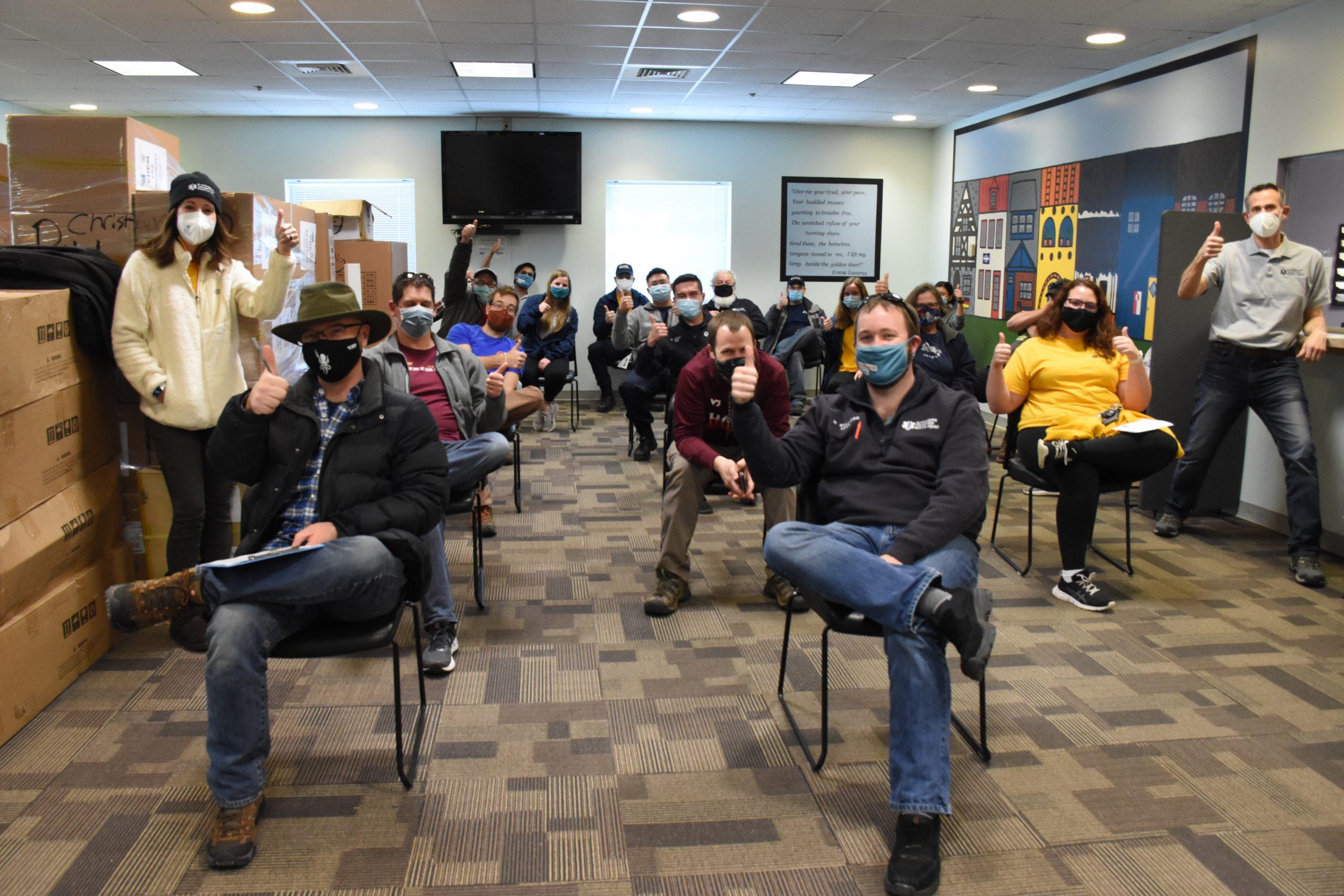 Blacksburg Volunteer Rescue Squad - Rise4Science