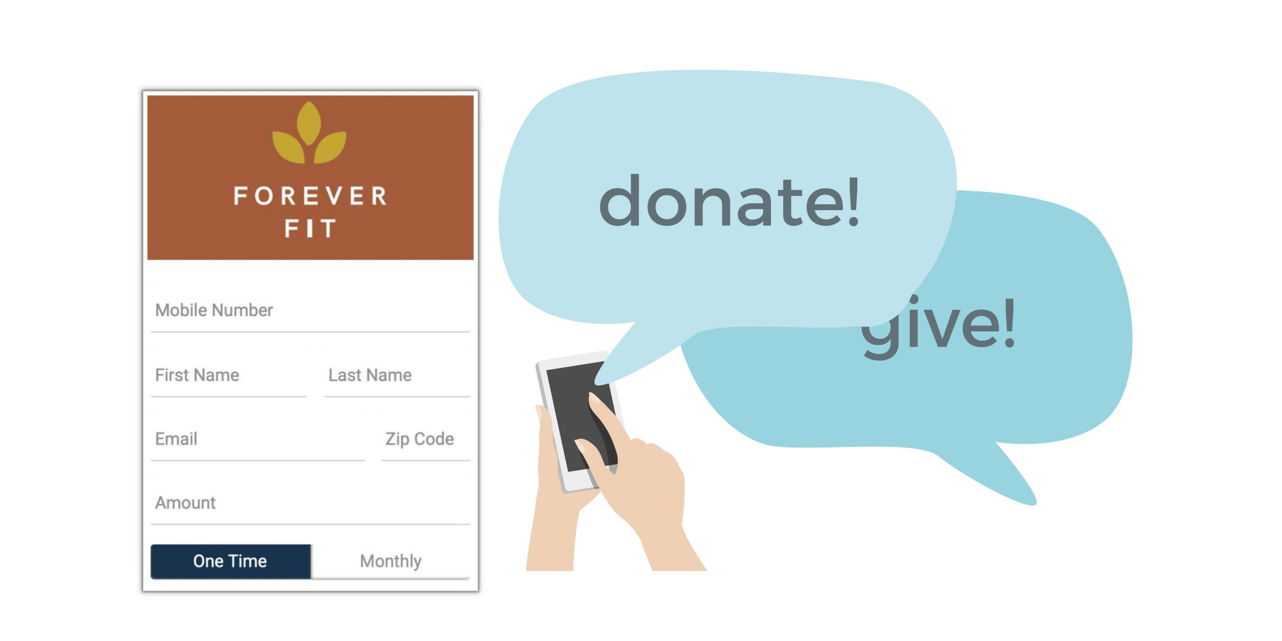 Text message fundraising for nonprofits