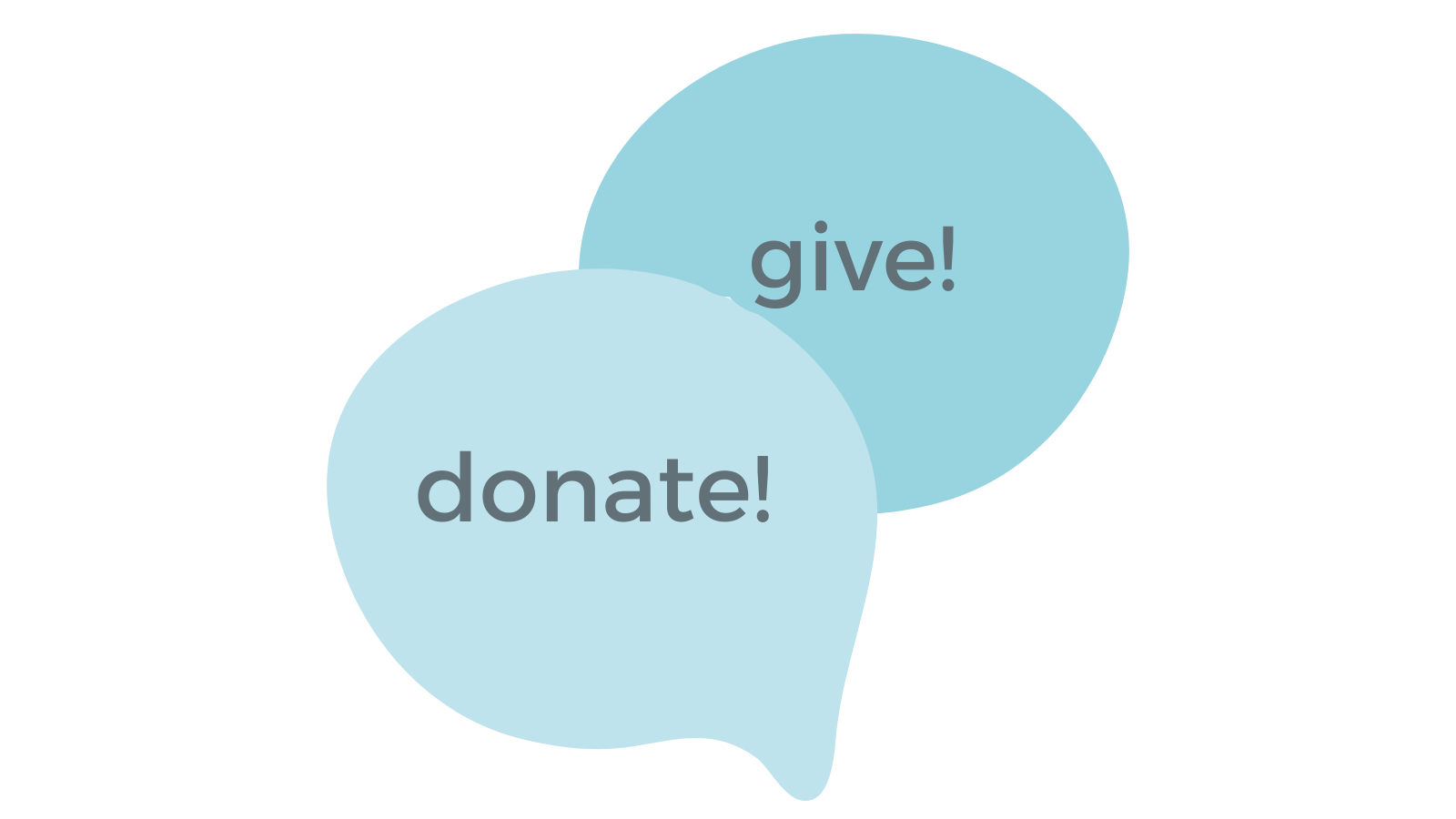 Call to actions for Text Fundraising